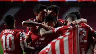 Photo of IMPARABLES E INVICTOS: Atlético Madrid venció a Valladolid (2-0) es puntero y sueña con la Liga
