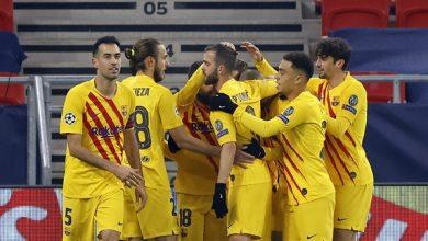 Photo of Sin Messi, pero con Griezmann, Barcelona goleó a Ferencváros