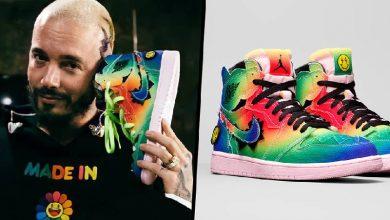 Photo of Jordan y J. Balvin lanzan las nuevas Air Jordan 1 «Colores y Vibras»