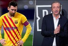 Photo of El Chiringuito: Lionel Messi dejará el FCBarcelona en junio
