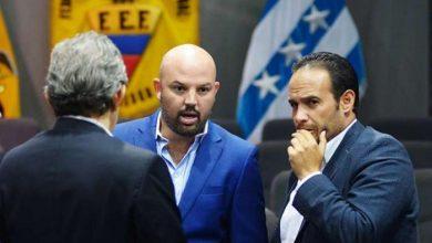 Photo of Miguel Loor y Francisco Egas contemplan la posibilidad del VAR en el Clásico