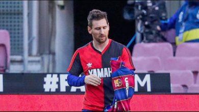 Photo of Multaron a Messi y Barcelona por el homenaje de La Pulga a Maradona
