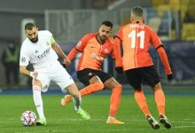 Photo of Real Madrid tropezó con Shakhtar y su pase a octavos se nubla