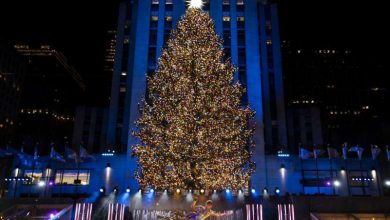 Photo of Encienden árbol de Navidad de Rockefeller Center