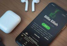 Photo of Spotify lanza tarjetas '2020 en resumen' para conocer lo más escuchado