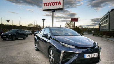 Photo of Toyota presenta un nuevo automóvil con celda de combustible en un nuevo impulso a la tecnología del hidrógeno