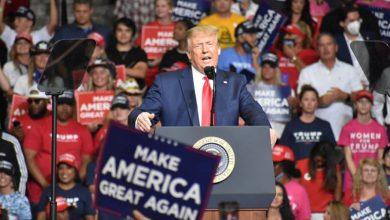 Photo of La campaña de Trump gastó más de $ 2 millones en abogados electorales, incluida Jenna Ellis