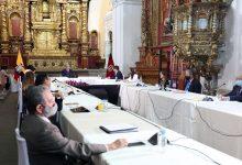 Photo of El presidente Lenín Moreno lideró gabinete ampliado en la ciudad de Quito