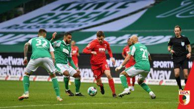 Photo of Con Carlos Gruezo los 90 minutos, Augsburgo fue derrotado en su visita al Werder Bremen