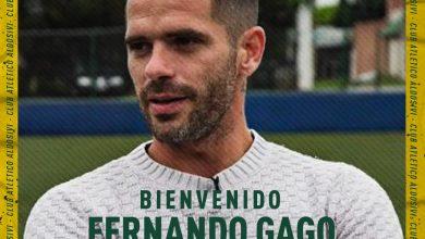 Photo of OFICIAL: Fernando Gago, nuevo DT de Aldosivi