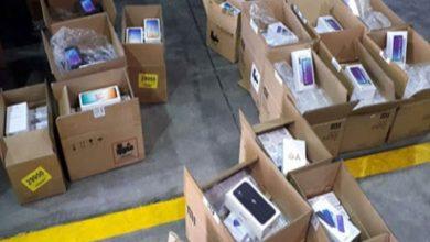 Photo of Aduana retiene el ingreso de casi 1.200 celulares declarados como repuestos