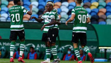 Photo of Gonzalo Plata protagonista en el empate del líder Sporting de Lisboa ante el Rio Ave (1-1)