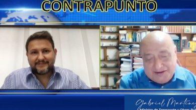 Gabriel Martínez: La postura del MTOP es trabajar con los gobiernos autónomos descentralizados, provinciales y parroquiales