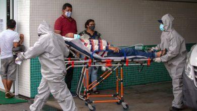 Photo of Sin oxígeno para quienes dependen de un respirador, traslado de enfermos en aviones militares y falta de camas: el coronavirus colapsó Manaos