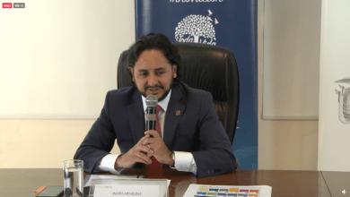 Photo of Ministro Andrés Michelena acude a la Fiscalía a rendir versión en investigación previa por delitos de peculado y tráfico de influencias