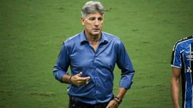 Renato Portaluppi no va más como entrenador 'tricolor'.
