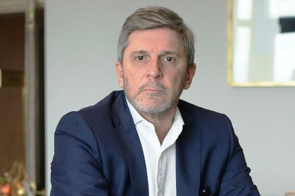 El vicepresidente de Nacional, Alejandro Balbi, se refirió al empate ante Atlético Nacional y criticó la actuación del árbitro.